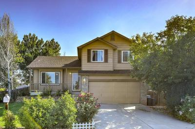Westminster Single Family Home Active: 13594 Pecos Street