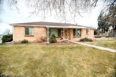 Single Family Home Active: 3540 Zenobia Street