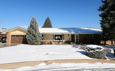 Littleton Single Family Home Under Contract: 7170 Normandy Circle