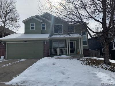 Castle Rock Single Family Home Active: 2060 Sandhurst Drive