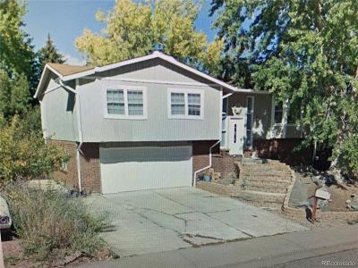 Littleton Single Family Home Under Contract: 7115 West Fremont Place