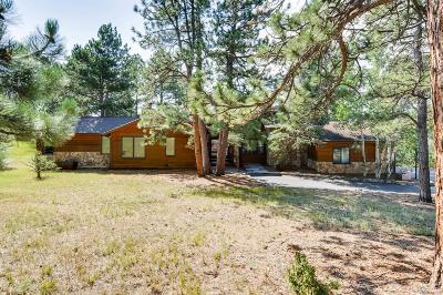 Jefferson County Single Family Home Under Contract: 2850 Interlocken Drive