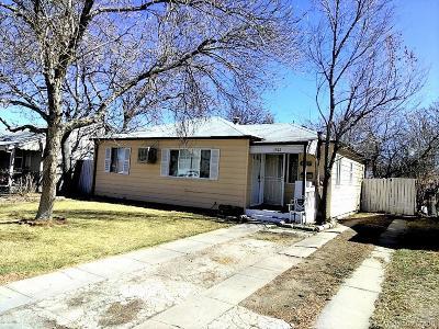 Aurora Single Family Home Active: 1372 Iola Street