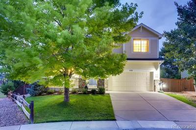 Highlands Ranch Single Family Home Active: 10100 Foxridge Court