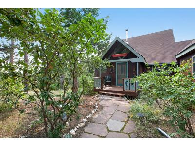 Boulder Single Family Home Active: 597 Lakeshore Drive