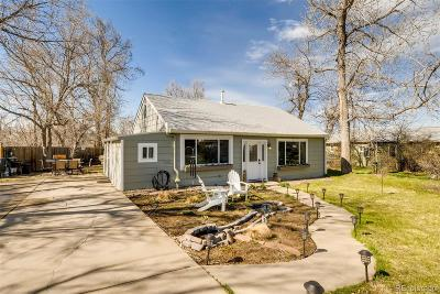 Lakewood Single Family Home Under Contract: 12235 Viewpoint Drive