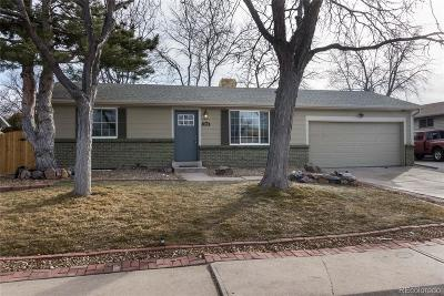 Aurora Single Family Home Active: 15930 East Brunswick Drive