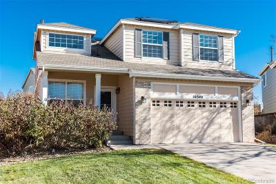 Highlands Ranch Single Family Home Active: 10340 Hunterwood Way