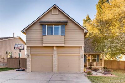 Castle Rock Single Family Home Active: 5865 South Meadow Lark Place