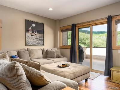 Steamboat Springs Condo/Townhouse Active: 1708 Copper Ridge Spur #D