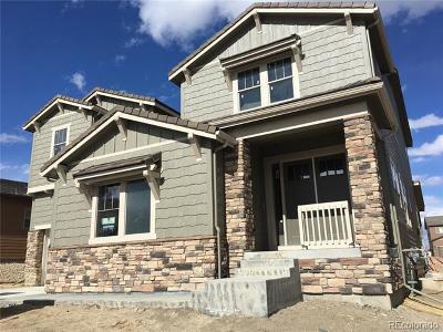 Broomfield Single Family Home Active: 15968 Humboldt Peak Drive