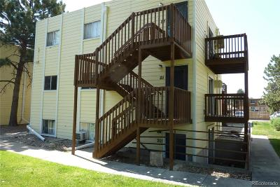 Jefferson County Condo/Townhouse Active: 9340 West 49th Avenue #211