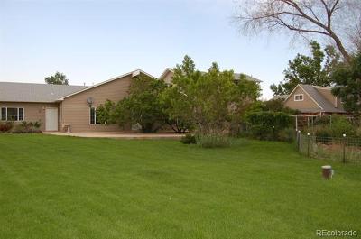 Boulder CO Single Family Home Active: $1,350,000