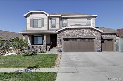 Commerce City Single Family Home Active: 10864 Pitkin Street