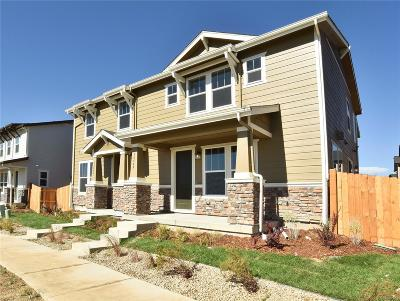 Broomfield Condo/Townhouse Active: 16448 Zuni Place