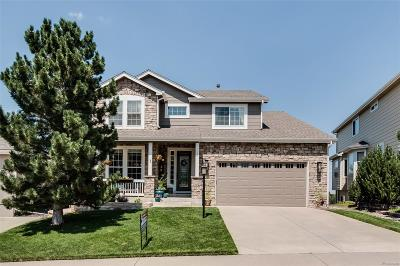 Littleton Single Family Home Under Contract: 6956 South Garrison Street