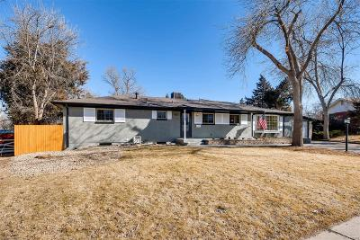 Centennial Single Family Home Under Contract: 7200 South Lincoln Way