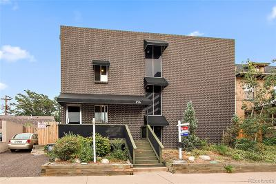 Denver Condo/Townhouse Active: 656 North Logan Street #18
