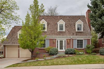 Centennial Single Family Home Active: 6935 East Hinsdale Avenue