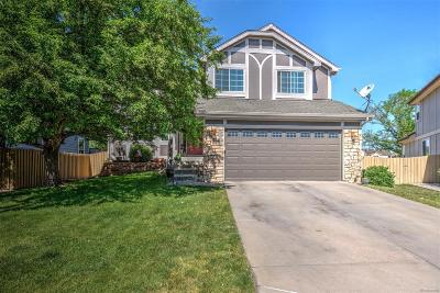 Parker Single Family Home Active: 11647 Masonville Drive