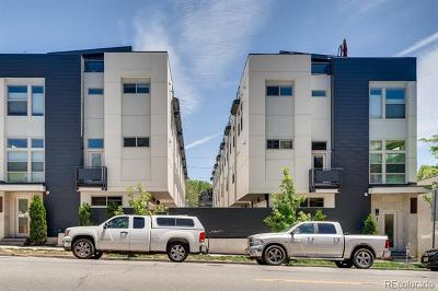 Denver Condo/Townhouse Active: 3020 Zuni Street #4