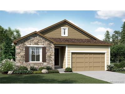 Parker Single Family Home Active: 11211 Endeavor Drive