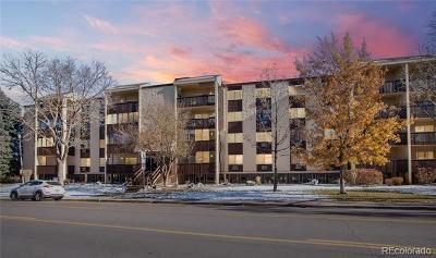 Denver Condo/Townhouse Active: 6930 East Girard Avenue #101