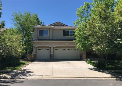 Broomfield Single Family Home Active: 4410 Crestone Circle