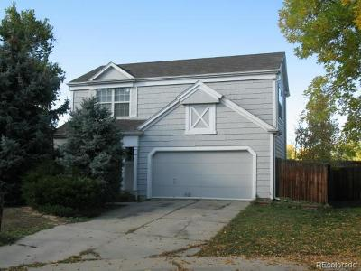 Arvada Single Family Home Active: 5755 West 61st Place
