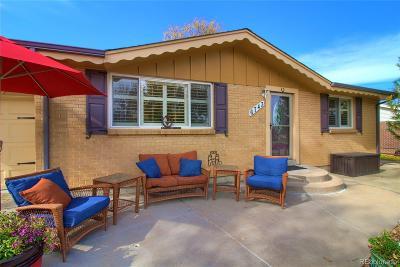 Arvada Single Family Home Active: 6743 Gray Street