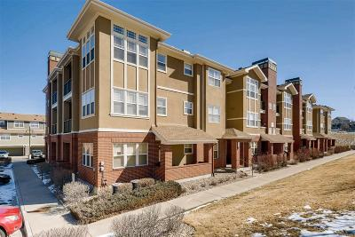 Englewood Condo/Townhouse Under Contract: 15540 Canyon Gulch Lane #203