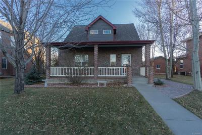 Berthoud Single Family Home Under Contract: 213 East Michigan Avenue
