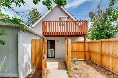 Baker, Baker/Santa Fe, Broadway Terrace, Byers, Santa Fe Arts District Single Family Home Active: 128 Galapago Street