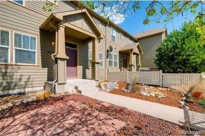 Castle Rock Condo/Townhouse Active: 3797 Windriver Trail