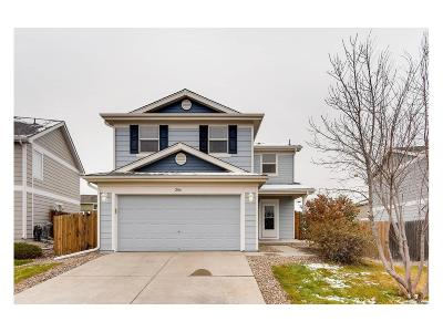 Lochbuie Single Family Home Under Contract: 206 Silver Spur Court