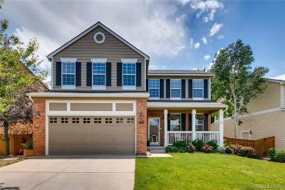 Highlands Ranch Single Family Home Active: 9425 South Hackberry Lane