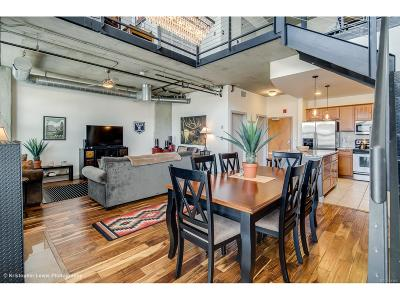 Condo/Townhouse Under Contract: 1860 Washington Street #403