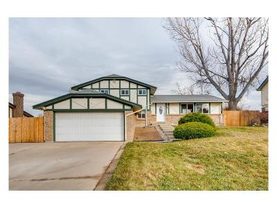Arvada Single Family Home Active: 8242 Yukon Court
