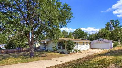 Denver Single Family Home Active: 580 Bountiful Court