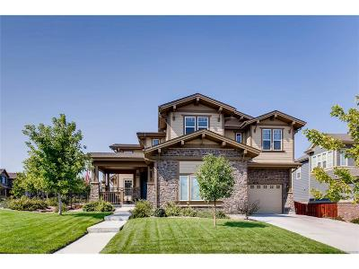 Aurora Single Family Home Under Contract: 26725 East Peakview Drive