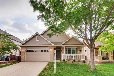 Thornton Single Family Home Active: 14703 Josephine Street