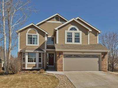 Longmont Single Family Home Active: 1482 Clover Creek Drive