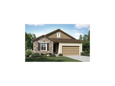 Aurora Single Family Home Active: 7207 South Patsburg Way