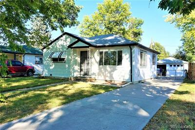 Aurora Single Family Home Active: 916 Fulton Street