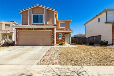 Denver Single Family Home Under Contract: 3980 Odessa Street