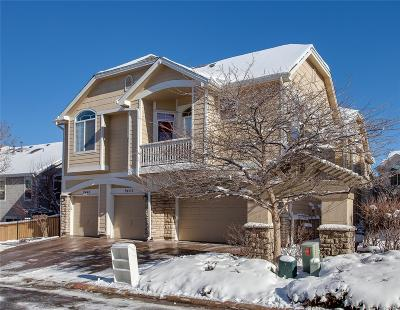 Highlands Ranch Condo/Townhouse Under Contract: 9444 Carlyle Park Place