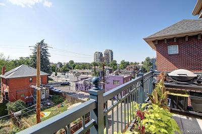 Denver Condo/Townhouse Active: 1489 Steele Street #315