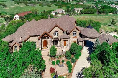 Castle Rock CO Single Family Home Active: $1,795,000