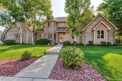 Longmont Single Family Home Under Contract: 2010 Diamond Drive