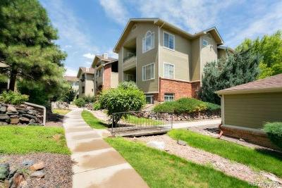 Littleton Condo/Townhouse Active: 8422 South Upham Way #H68